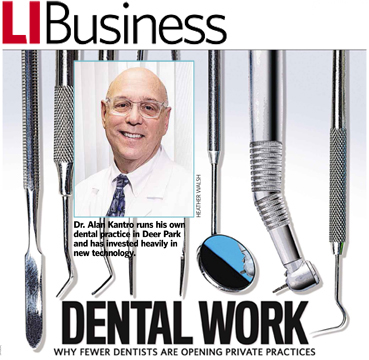 LI Business Dental Work article